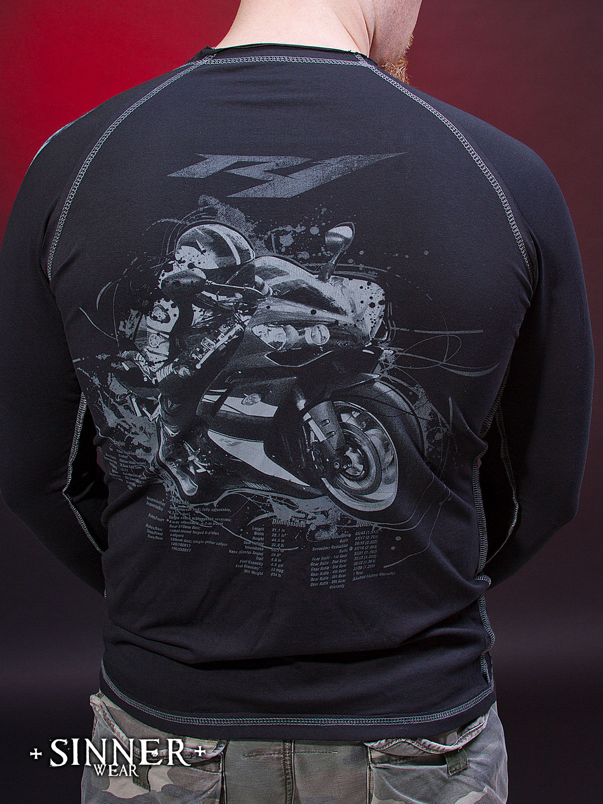 Black yamaha t shirt - Black Yamaha T Shirt 13