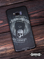 "Case for SAMSUNG ""Live Free or Die"""