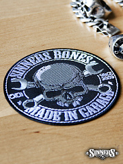 "Patch ""MADE in GARAGE"""