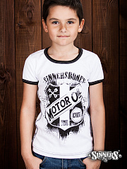 "Kids T-Shirt ""Motor Oil"""