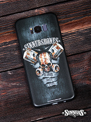 "Case for Smartphones SAMSUNG ""Blood, Sweat, Gears"""