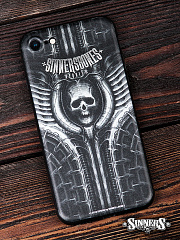 "Case for Smartphone iPhone ""REQUIEM"""