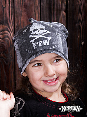 "Kid's Winter Hat ""F.T.W."""