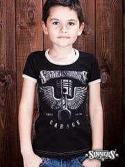 "Kids T-Shirt ""GARAGE"""