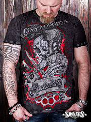 "Man's T-Shirt ""Rockabilly"""