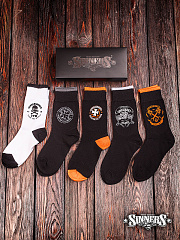 "Set Socks ""Biker's MIX"""