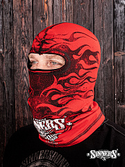 "Balaclava Red ""Ghost Rider - Penance Stare"""