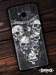 "Case for SmartphonesSAMSUNG ""Crypt"""