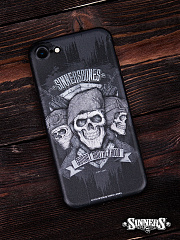 "Case for iPhone ""Combat Brotherhood"""