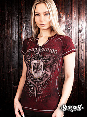 "Women's T-Shirt ""Dragon's Blood"""