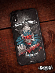 "Case for iPhone ""Shit Happens"""