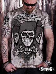 "Man's T-Shirt ""Combat Brotherhood"""