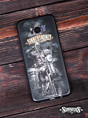 "Case for Smartphones SAMSUNG ""RUMBLE of my FREEDOM"""