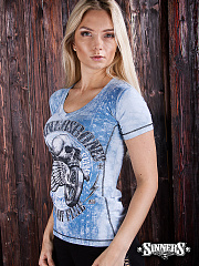 "Women's T-Shirt ""WHEELS of FIRE"""