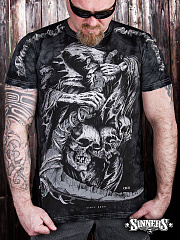 "Mans T-Shirt ""Angel of Death"""
