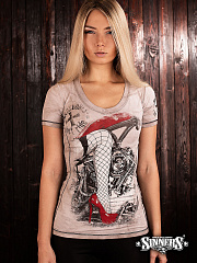 "Women's T-Shirt ""HOT Ride"""