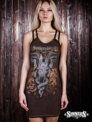 "Women's Dress ""Phenomenon Of Baphomet"""
