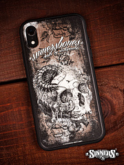 "Case for iPhone ""Death by Scolopendra"""
