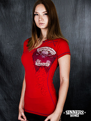 "Women's T-Shirt ""Dark Angel"""