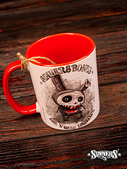 "Ceramic Mug ""I'M YOUR BUNNY"""