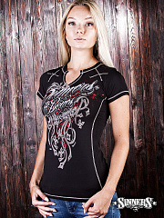 "Women's T-Shirt ""Cantus Cycles"""