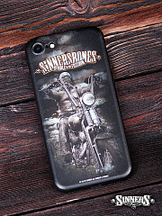 "Case for Smartphone for iPhone ""RUMBLE of my FREEDOM"""