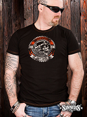 "Man's T-Shirt ""Dirty Biker"""