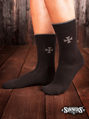 "Socks ""CROSS"""