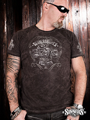 "Men's T-Shirt ""HELLRIDER"""