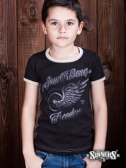 "Kids T-Shirt ""Freedom"""